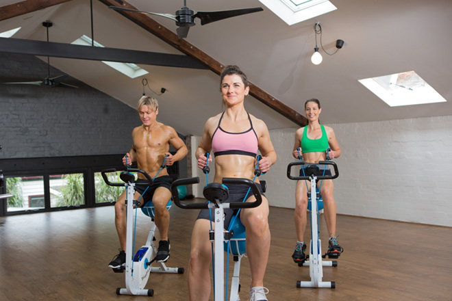 wayflex cycle - fit bike