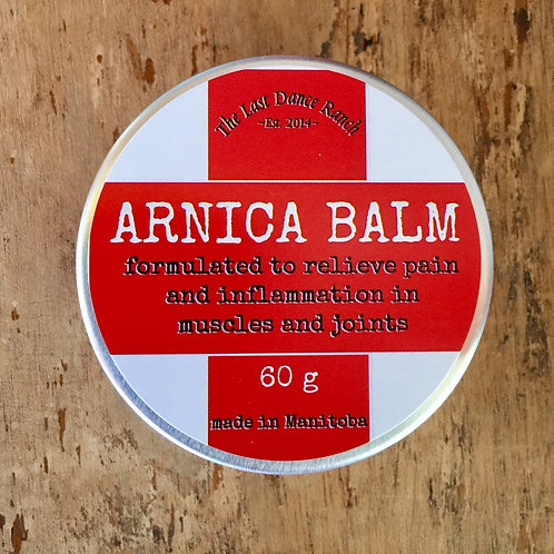 Arnica Balm - 60g