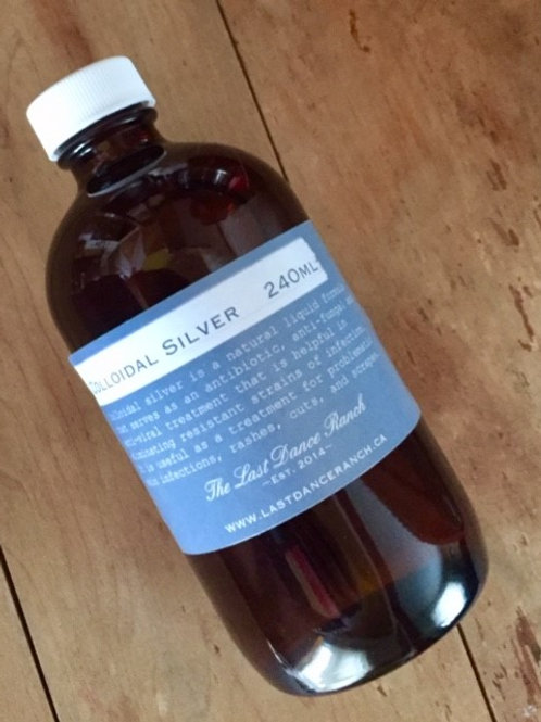 Colloidal Silver    240ml
