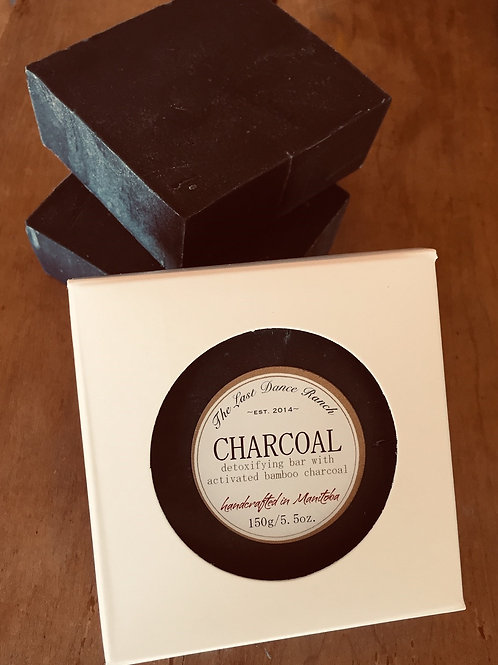 Activated Charcoal Soap - 150g
