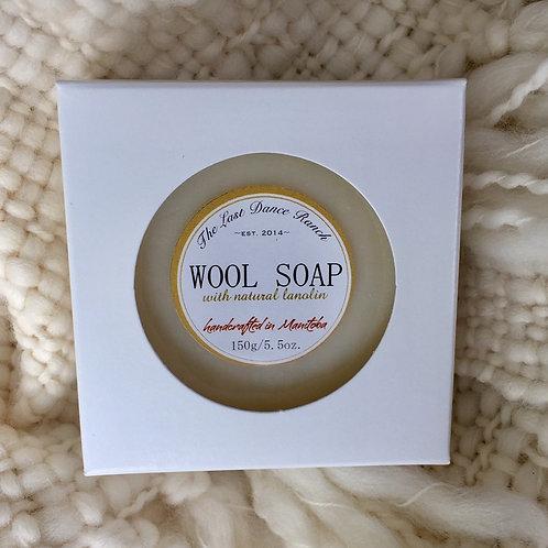 Wool Soap 150g