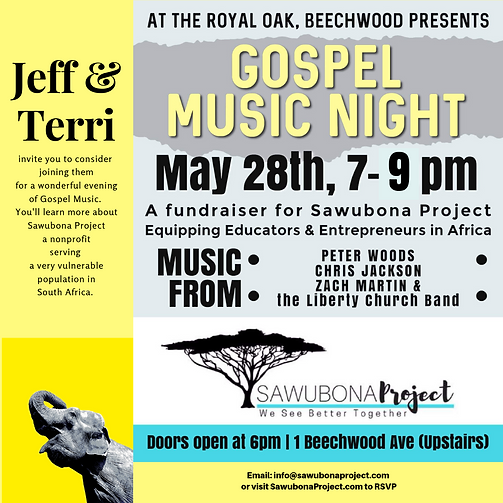 Jeff & Terri Invite to SP Fundraiser Ins