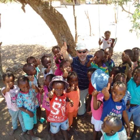 Kids in Limpopo SA