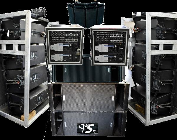 Next Geo s12 PA System