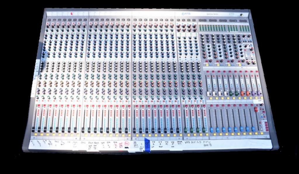 APB Spectra T24 Console
