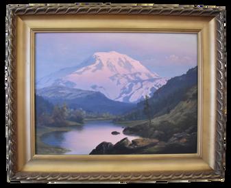 William Parrot Painting