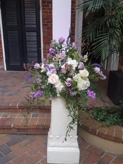 Alter arrangement