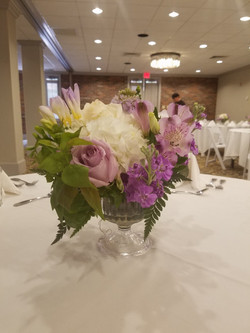 Table top flowers
