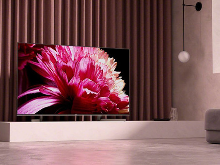 SONY A8F 4K UHD OLED TV – THE BEST OF 2018