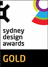 Sydney Design Awards Gold.png