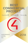 C4 Best Commercial Project - Gold.png