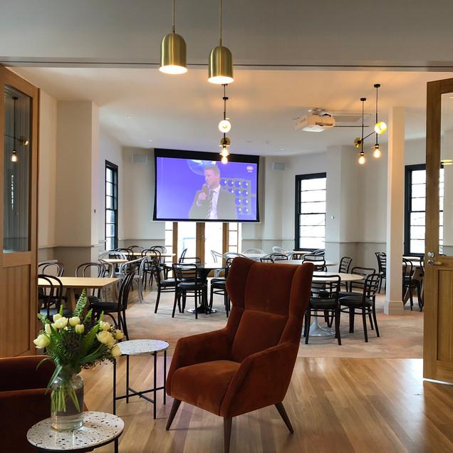 Hardiman's Hotel, Kensington