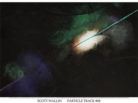 Particle Track #68