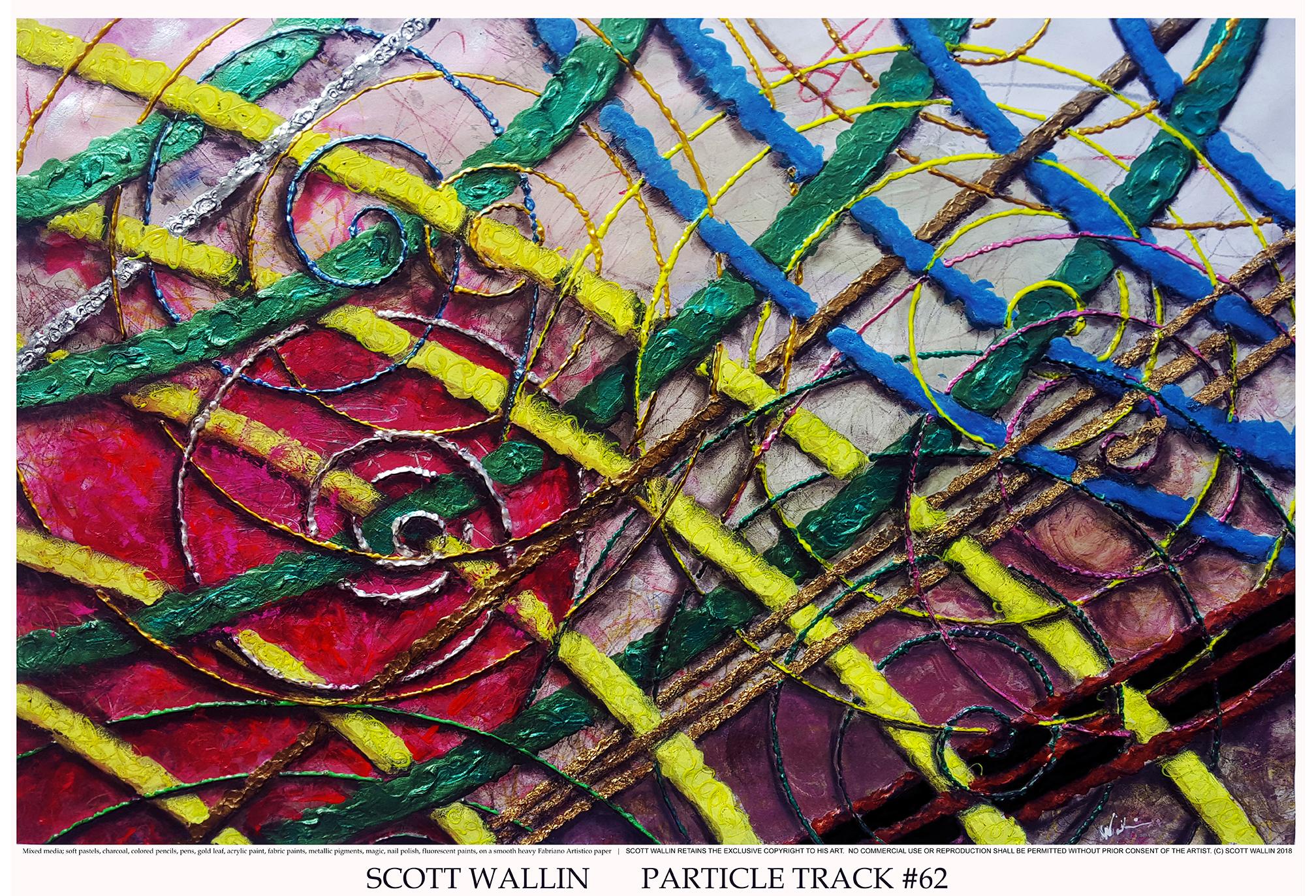 PARTICLE TRACK #62 (c)SCOTT WALLIN 2