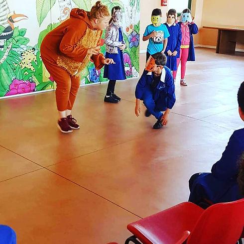 Children's Theatre Tour