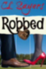 CL Sayers' debut novel Robbed