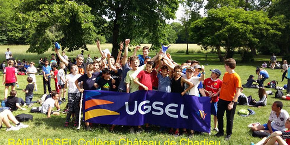 RAID UGSEL Collège