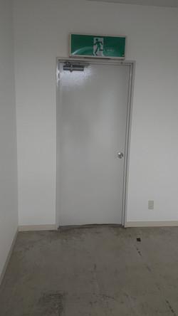 室内扉塗装