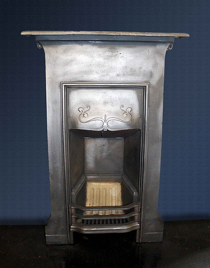 Cast Iron Victorian Bedroom Fireplace