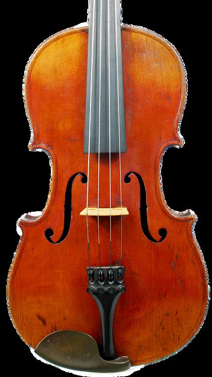 German Short-Medium Scale Viola