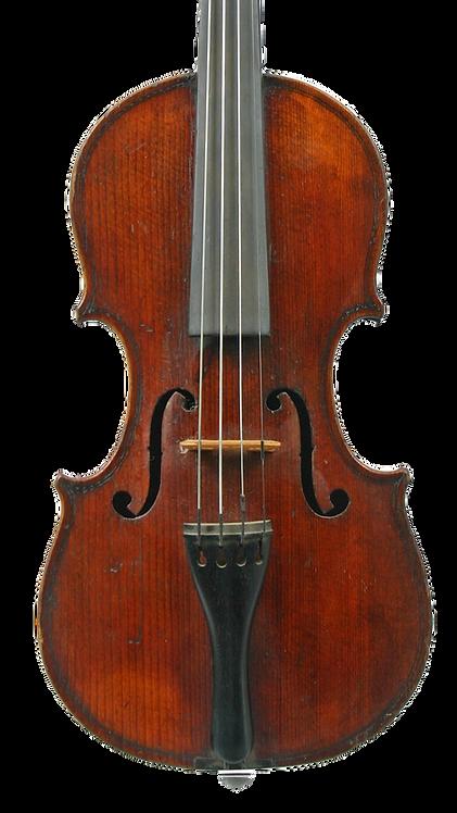 Medio-Fino 1/8 Size French Violin, Mirecourt circa 1900