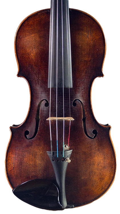 3/4 Violin Sold by W. E. Hill & Sons, London 1942
