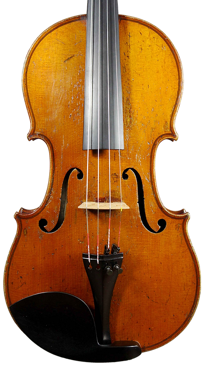 "Haynes, Foucher & Co. ""The Ruggielli Violin"" Mirecourt, Circa 1890"