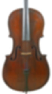 German Antique Cello