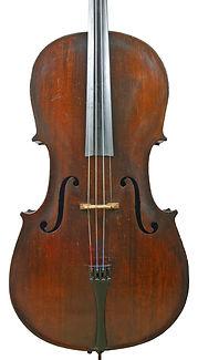 German Antique Cello