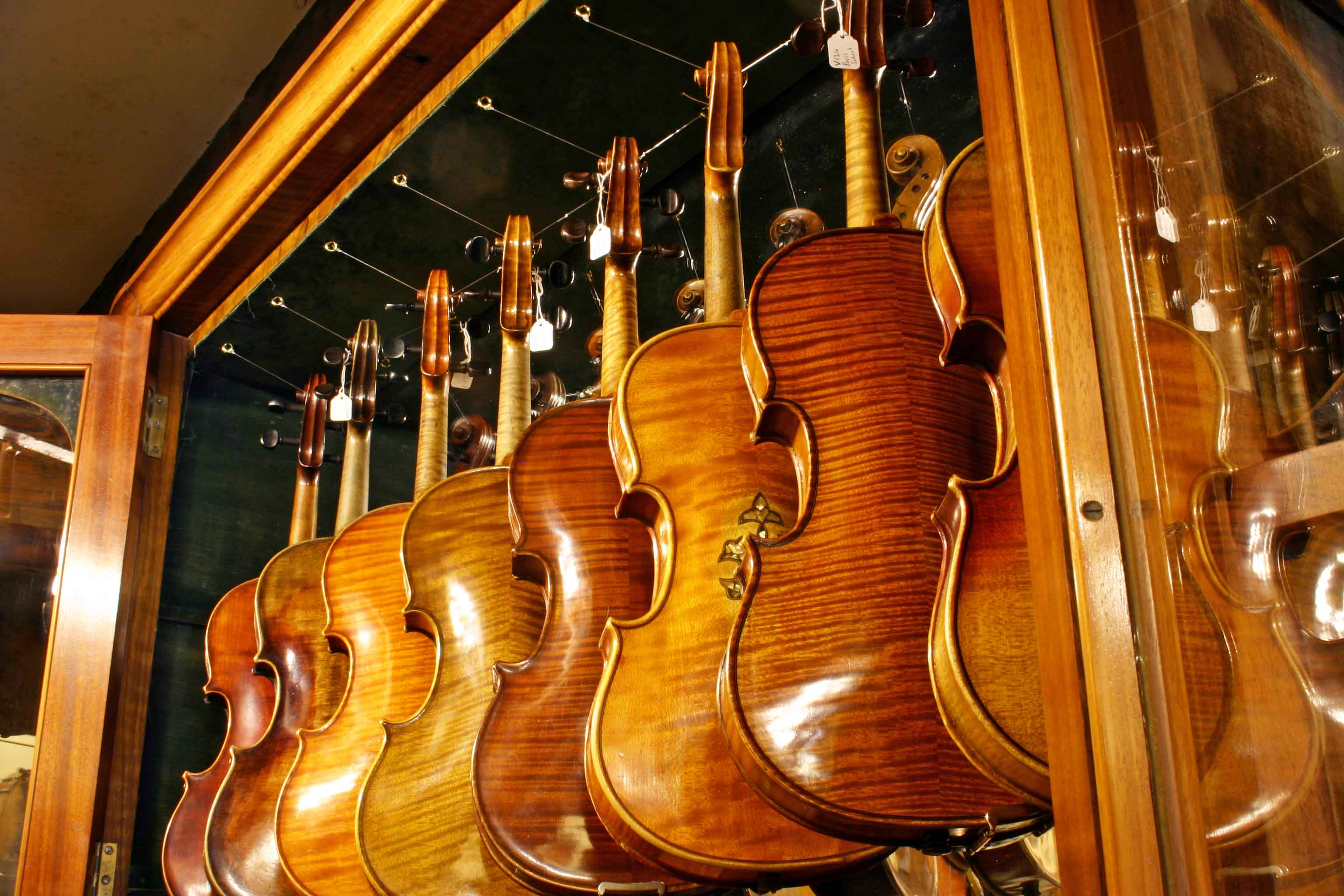 Welcome To UK Violins