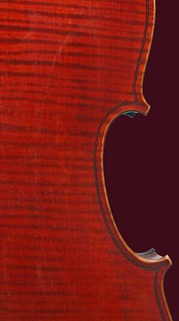 Antique Violin Beestings