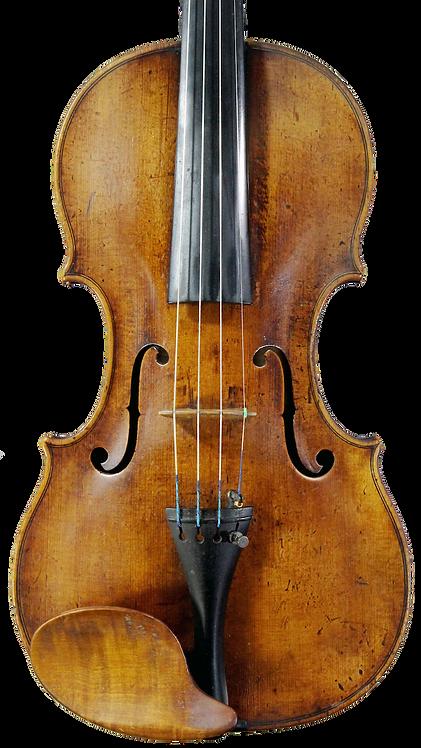 Sebastian Klotz, Mittenwald 1755