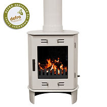 5 kW Dante Carron Wood Burning Stove