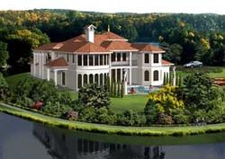 Sarasota intercoastal waterfront house