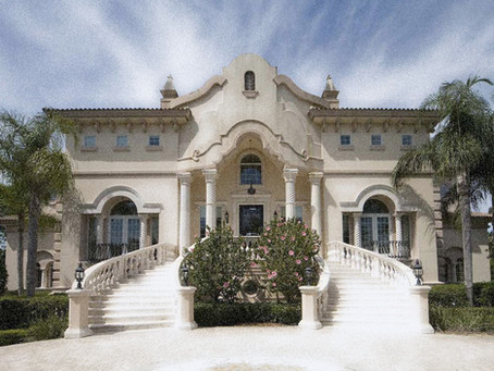 How a Classical Custom Home can be Timeless...
