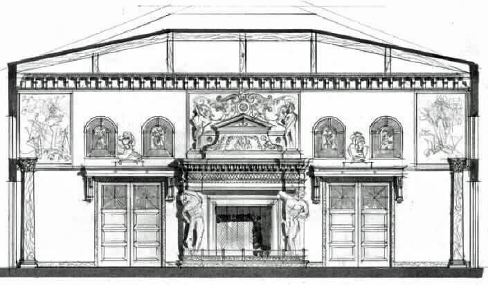 Classical Interior Design Renaissance Lu