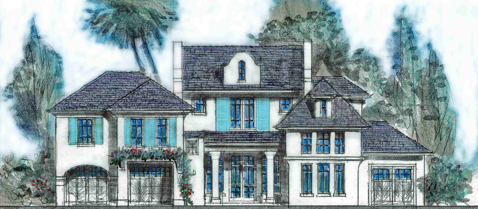 Starter Mansions, NuModern, Storybook Style, Retro, Transitional Styles