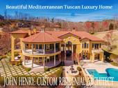 Beautiful-Mediterranean-Tuscan-Luxury-Ho