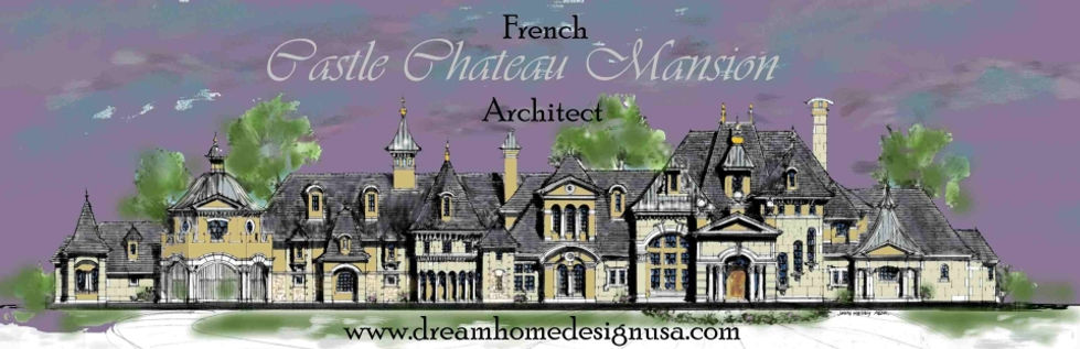 French Castles Chateaux Mansions and Lux