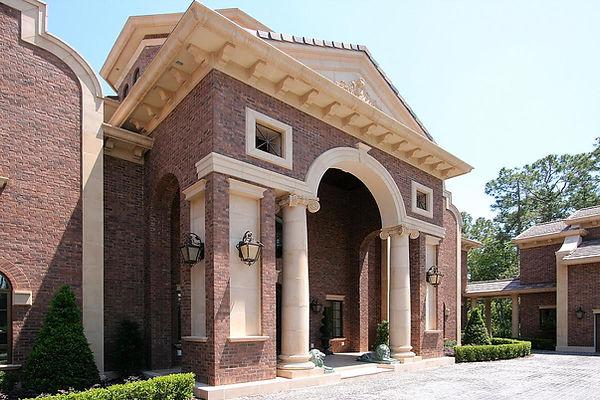 Florida architect Palm Beach Chicago traditional brick style luxury house design.jpg
