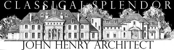 Classical Luxury Home Architect John Hen