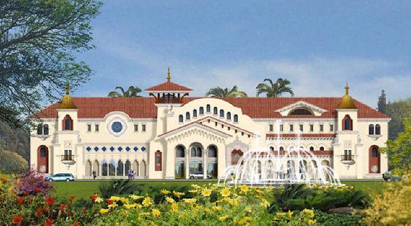 Mediterranean Royal Palace Santa Barbara