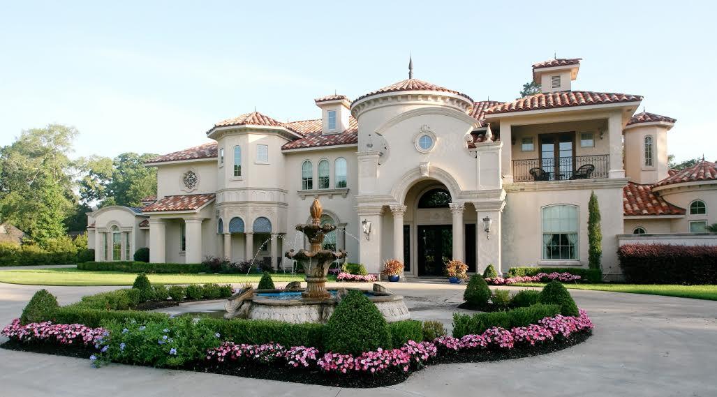 Mediterranean-French-style-Luxury-Home V