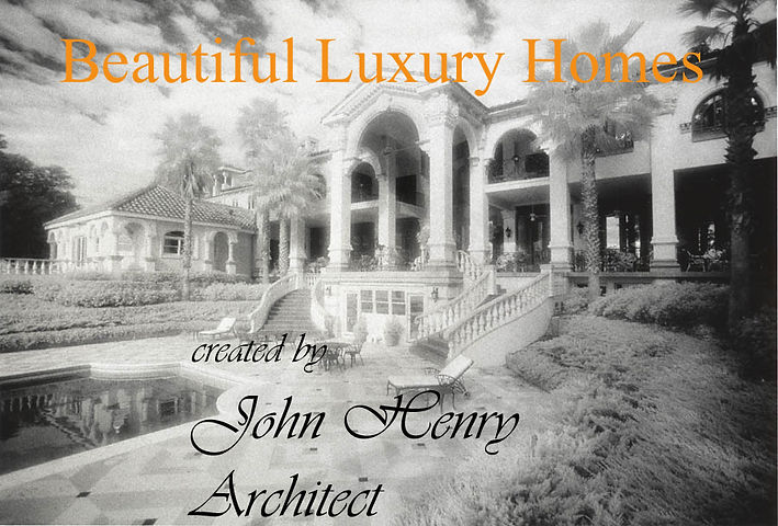 Beautiful Luxury Homes Plans for Castles