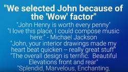 John_Henry_Recommendations