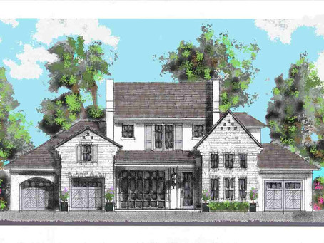 MULTI-GEN UNDER CONSTRUCTION: 2072 Venetian Way, Winter Park Florida 32789 John Henry Architect