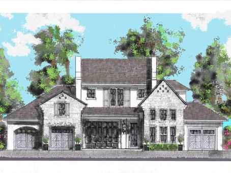 MULTI-GEN UNDER CONSTRUCTION: 2072 Venetian Way, Winter Park Florida 32789 John Henry Architect