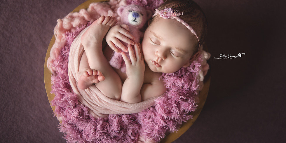 Мастер-класс Тальи Чен по фотосъёмке новорожденных