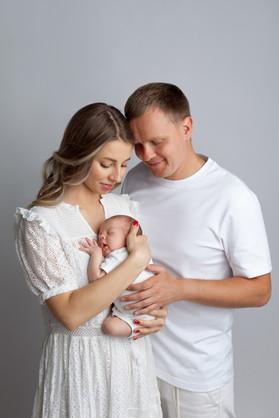 Фотосъёмка новорожденного