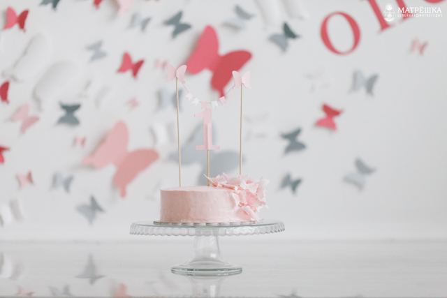 Тортик для фотосъёмки годовасия